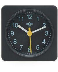 Braun - Analogue Travel Clock - Lyst
