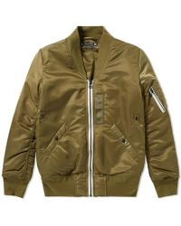 Sasquatchfabrix - Do Not Kill 'korosuna' Flight Jacket - Lyst