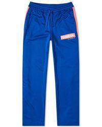 ececc36b7b66 adidas 3 Stripe Warm Up Popper Basketball Track Pants Core Royal ...