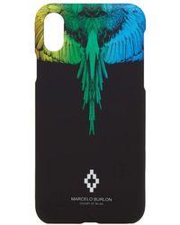Marcelo Burlon - Rainbow Wing Iphone X Case - Lyst