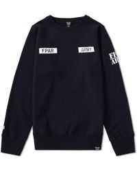 Forty Percents Against Rights - Mr. Lonely Crew Sweat - Lyst