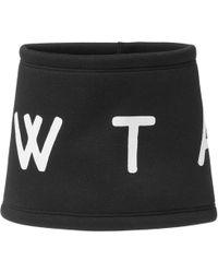 WTAPS - Gasket 02 Neck Warmer - Lyst