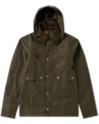 Barbour - Heritage Speyside Wax Jacket - Lyst