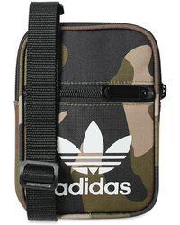 adidas - Camo Essentials Bag - Lyst