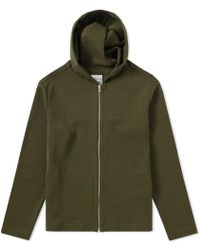 S.N.S Herning - Pace Hooded Jacket - Lyst