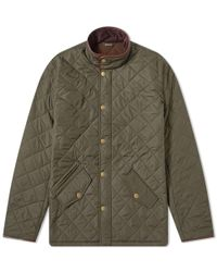 Barbour - Powell Quilt Jacket - Lyst
