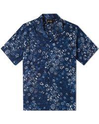 Stan Ray - Bandana Vacation Shirt - Lyst
