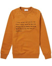 WOOD WOOD - Hester Crew Sweat - Lyst