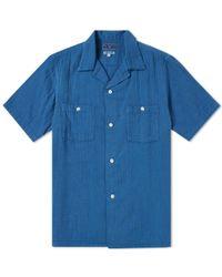 Blue Blue Japan - Double Gauze Shirt - Lyst