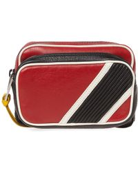 Givenchy - Stripe Waist Bag - Lyst