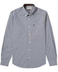 Barbour - Country Gingham Shirt - Lyst
