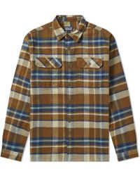 Patagonia - Fjord Flannel Shirt - Lyst