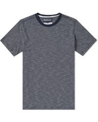 Barbour - Marsh Tee - Lyst
