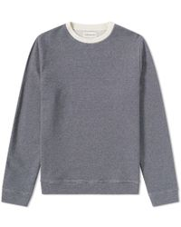 Oliver Spencer - Robin Stripe Sweat - Lyst