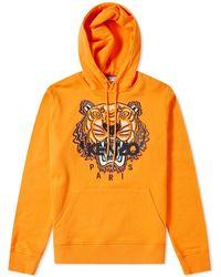 KENZO - Tiger Popover Hoody - Lyst