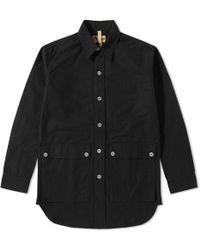 Nigel Cabourn - X Lybro Mountain Division Shirt Jacket - Lyst