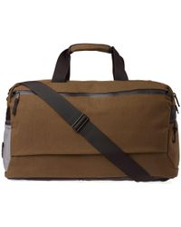 Stone Island - Reflective Panel Holdall - Lyst
