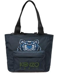 KENZO - Tiger Tote Bag - Lyst