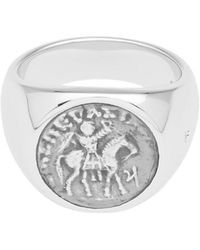 Tom Wood - Coin Ring - Lyst