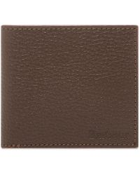 Barbour Grain Leather Billford Wallet