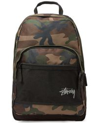 Stussy - Stock Backpack - Lyst