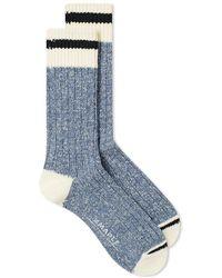 MAPLE - Heritage Sock - Lyst