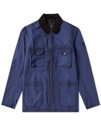 Barbour - International Mcqueen Lawtell Wax Jacket - Lyst