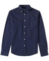 Gant Rugger - Classic Button Down Oxford Shirt - Lyst