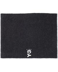 Y-3 | Badge Scarf | Lyst