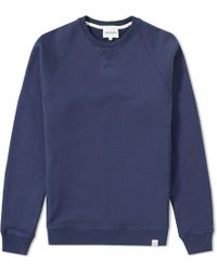 Norse Projects | Ketel Crew Sweat | Lyst