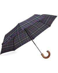 Barbour - Telescopic Umbrella - Lyst