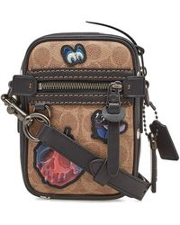 COACH - X Disney Signature Mini Dylan Messenger Bag - Lyst