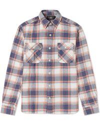 RRL - Matlock Work Shirt - Lyst