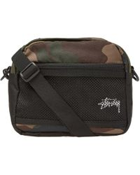 Stussy - Stock Pouch - Lyst