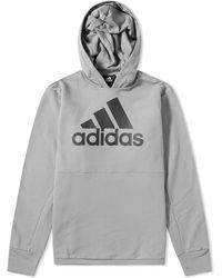 adidas - X Undefeated Tech Hoody - Lyst