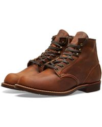 """Red Wing - 3343 Heritage Work 6"""" Blacksmith Boot - Lyst"""