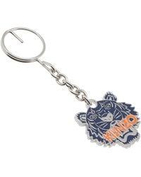 KENZO - Tiger Key Chain - Lyst