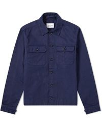 Albam - Press Shirt - Lyst