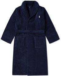 Polo Ralph Lauren - Shawl-collar Robe - Lyst