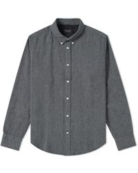 Rag & Bone - Button Down Chambray Shirt - Lyst