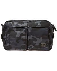 326d3367e527 Head Porter - Jungle Camo Waist Bag - Lyst