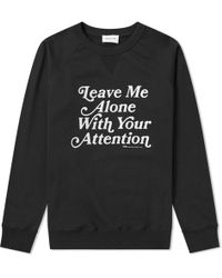 WOOD WOOD - Hester Attention Sweat - Lyst