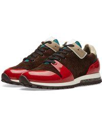Acne | Jimmy Cord Sneaker | Lyst