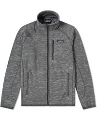 Patagonia - Better Jumper Jacket - Lyst