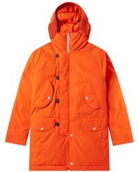Nigel Cabourn - X Peak Performance Mountain Down Parka - Lyst