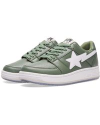 A Bathing Ape - Shark Picture Sole Bape Sta - Lyst