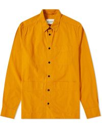 Albam - Pocket Overshirt - Lyst