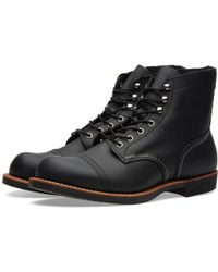 "Red Wing - 8114 Heritage 6"" Iron Ranger Boot - Lyst"
