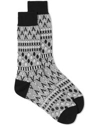 Ayame Socks - Pouring Rain Sock - Lyst
