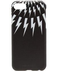 Neil Barrett - Thunderbolt Iphone 7 Case - Lyst